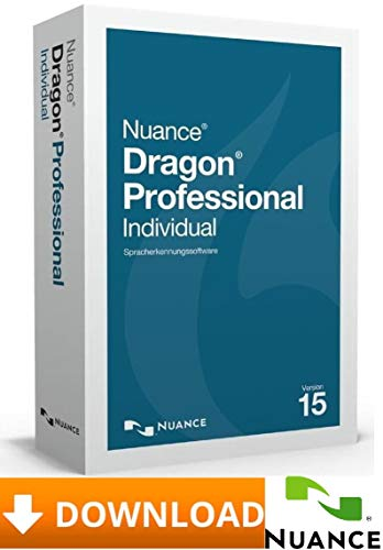 Nuance Dragon Professional Individual V15.0 - inkl. USB-Stick | Deutsch + Englisch - 2PC-Windows ★...