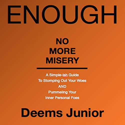 Enough: No More Misery
