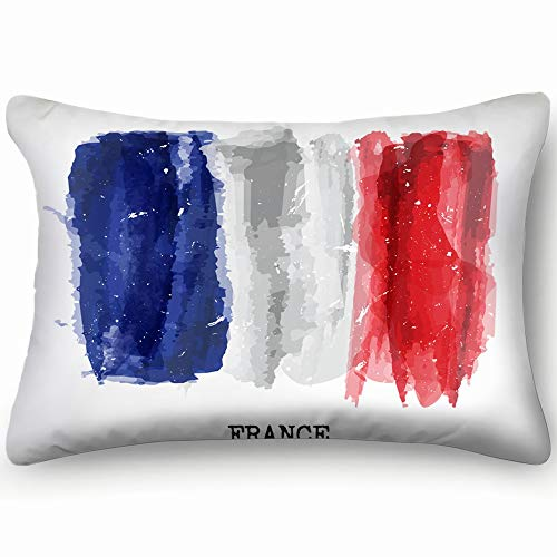 tuyi Watercolor Painting Flag France Business Finance Flag Business Finance Education Flag Education...