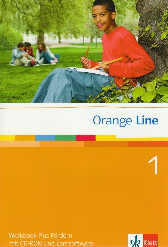 Orange Line 1: Workbook Plus Fördern mit Audio-CD und Lernsoftware Klasse 5 (Orange Line. Ausgabe...