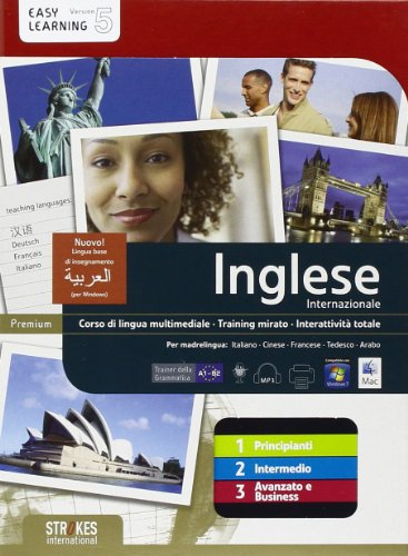 Strokes Englisch International 1+2+Business Komplettpaket Version 5.0