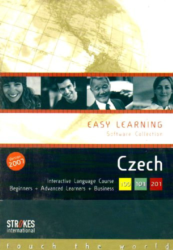 Easy Learning Czech 100 + 101 +201: Beginners, Advanced Learners and Advanced Business (Easy...