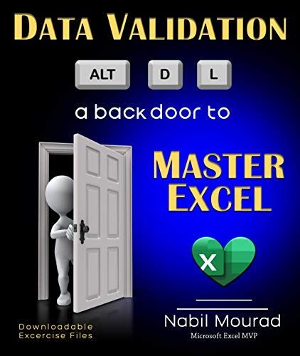 Data Validation a back door to Master Excel (English Edition)
